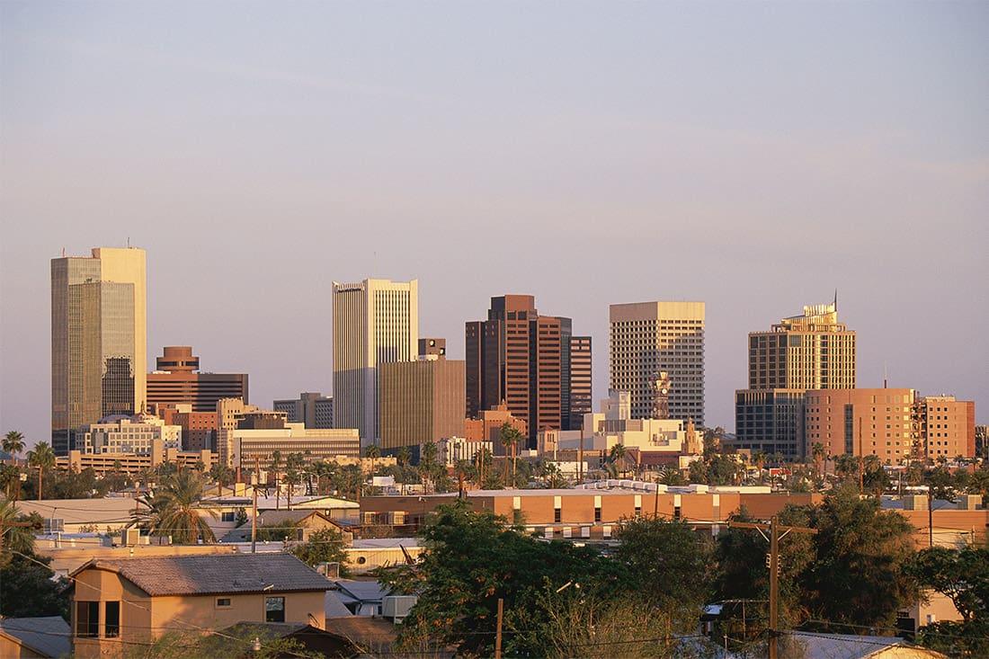 Phoenix - Children Friendly City