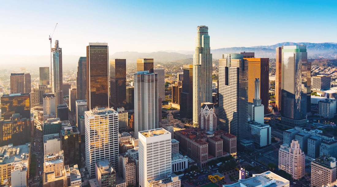 Real estate investment opportunities in LA