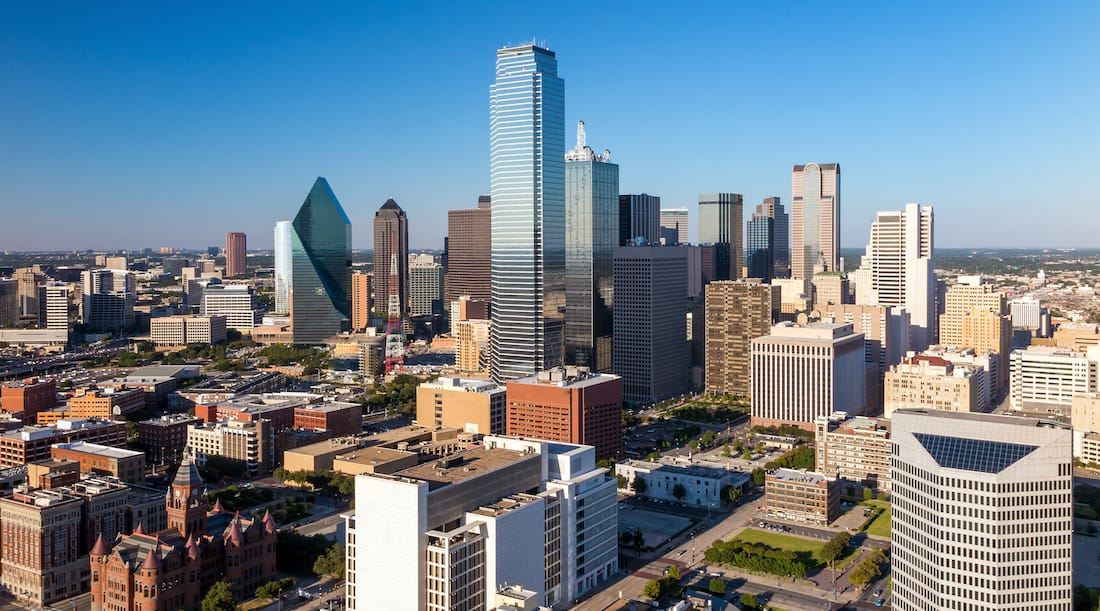 Real estate investments in Dallas, TX