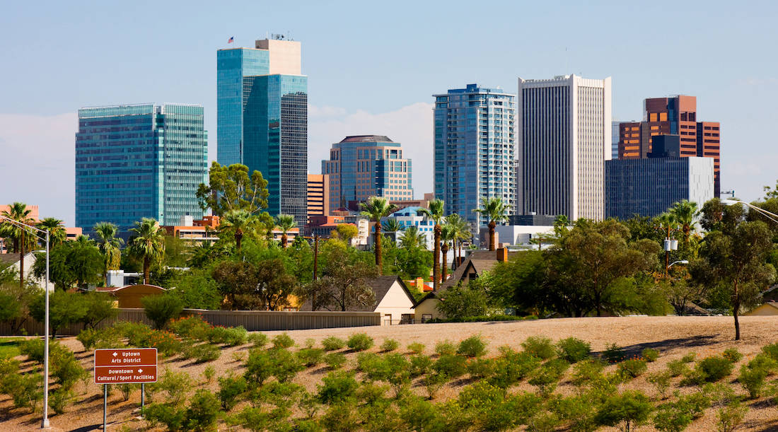 Real estate investment opportunities in Phoenix, AZ