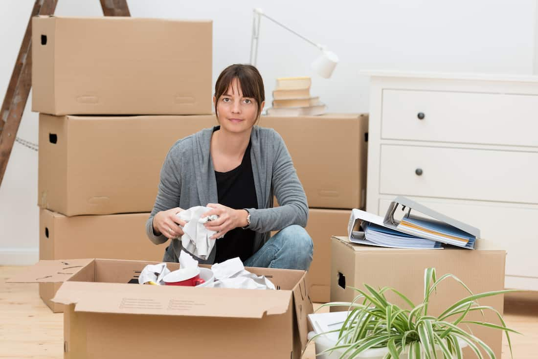 Pack each item individually