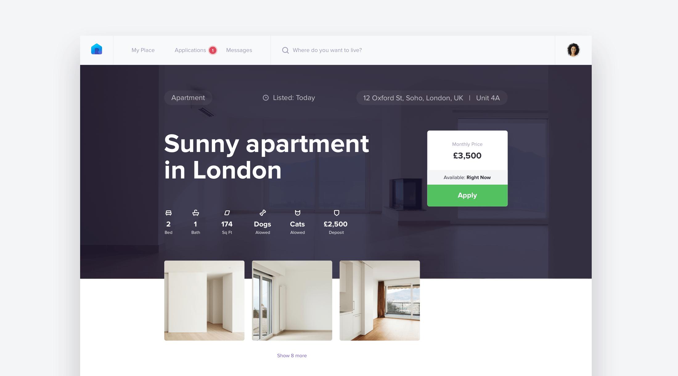 worldwide renting