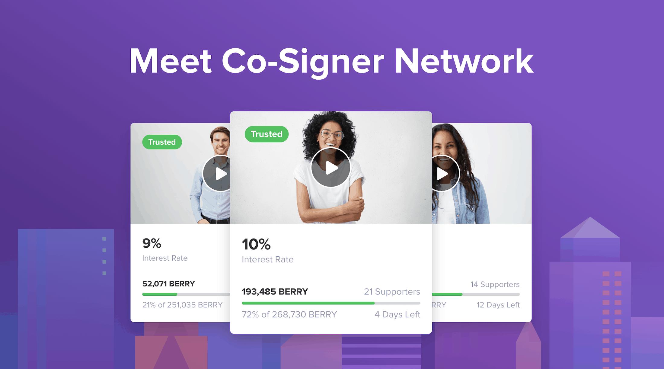 Mett Co-Signer Network