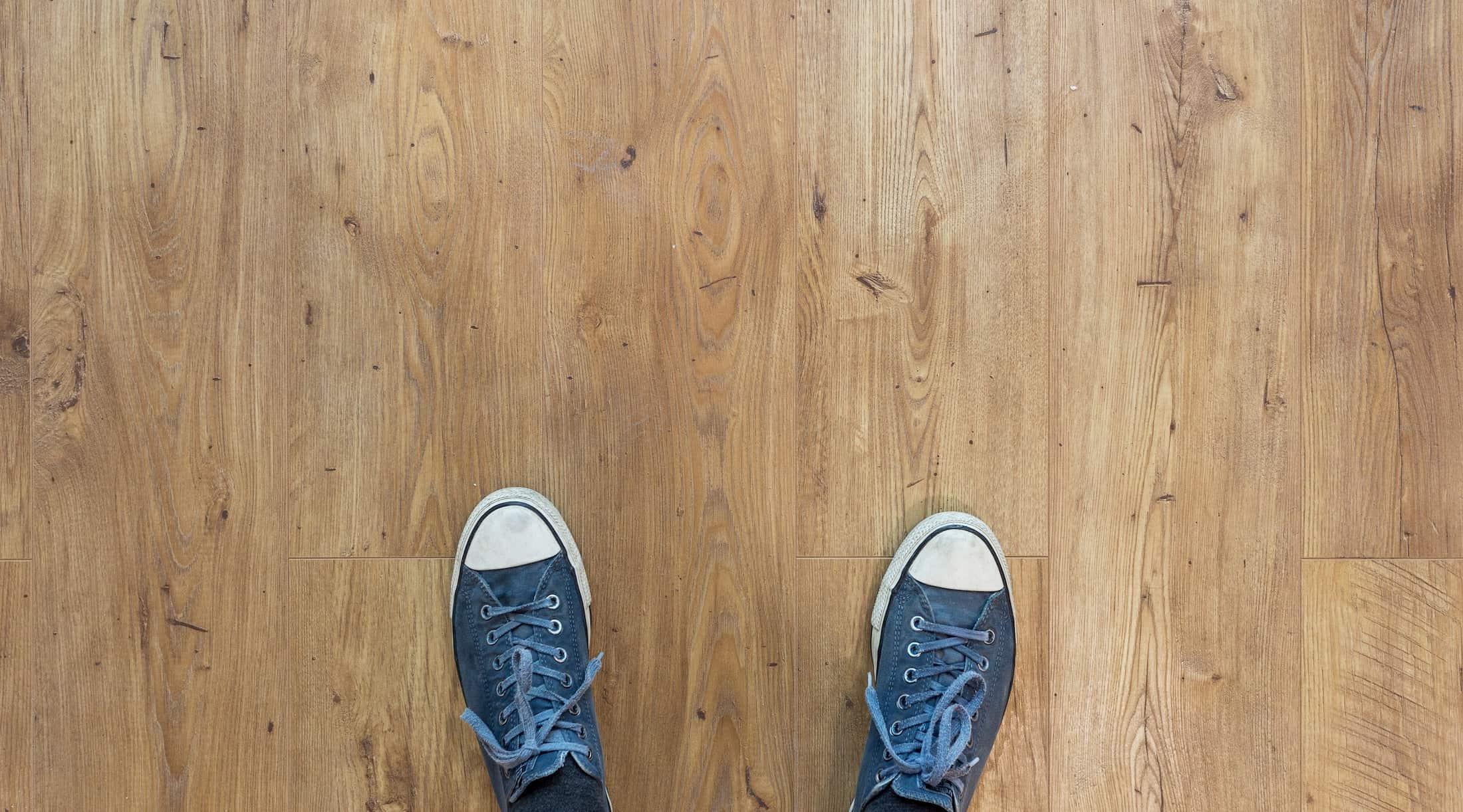 Hardwood floors protection