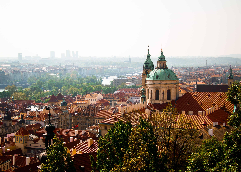 Prague Cityview