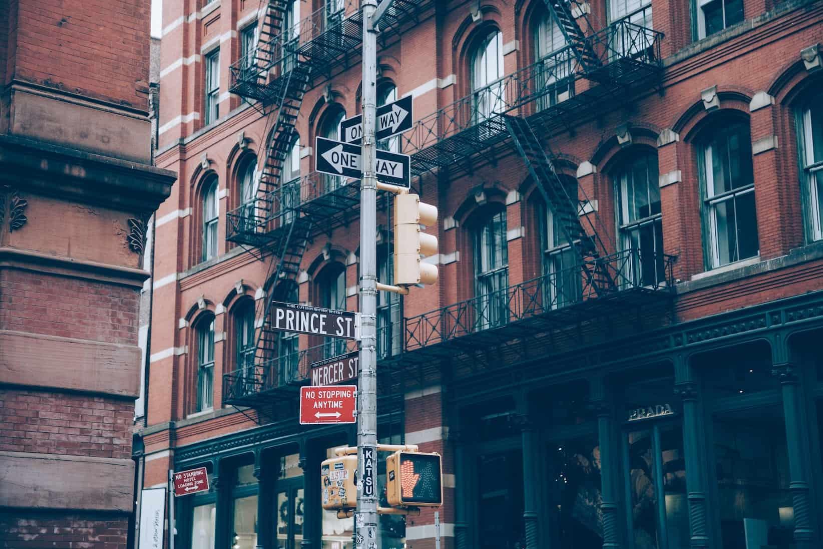 luxury neighbourhoods new york
