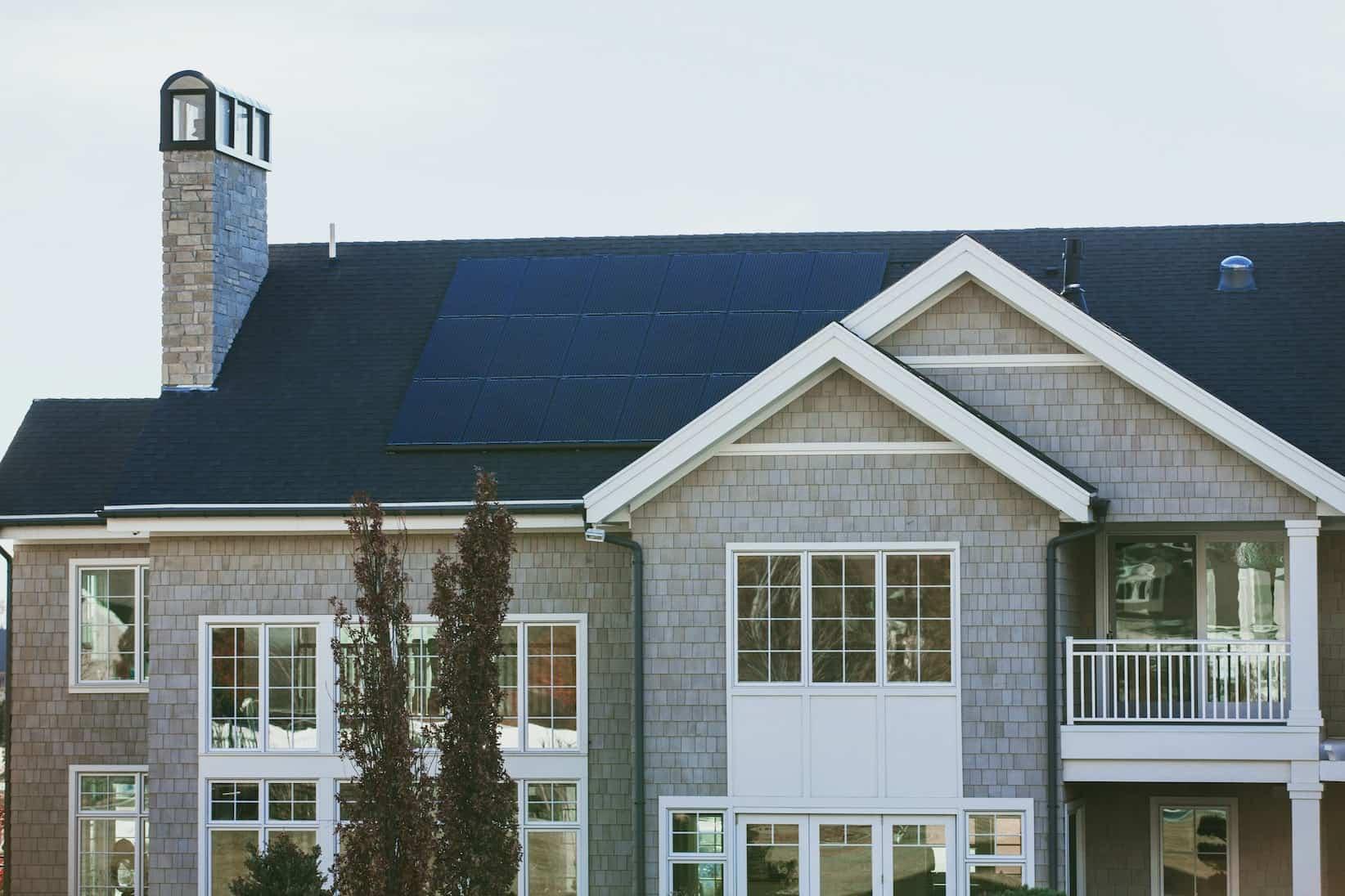 landlord install solar system
