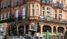top areas to live in london
